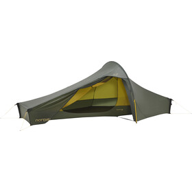 Nordisk Telemark 1 Light Weight Tent SI Forest Green